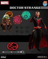MEZCO ONE-12 COLLECTIVE MARVEL PX DEFENDERS DOCTOR STRANGE 6 INCH ACTION FIGURE