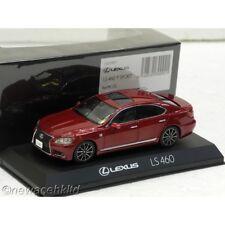 LEXUS LS460 F SPORT RED MC CS kyosho MODELS 1/43 #03659RM