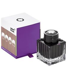 Montblanc Limited Edition The Beatles Psychedelic Purple Ink In Bottle New In Bx
