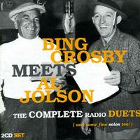 Bing Crosby - Bing Crosby Meets Al Jolson [New CD]