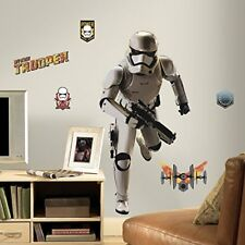 Stickers Star Wars EP VII Stormtrooper Géant Roommates repositionnables (113x56c