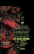 Absolute Swamp Thing by Alan Moore Vol. 2 HC *OOP* NM SEALED BOXED