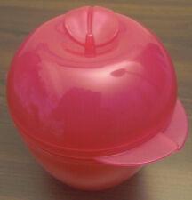 Tupperware Apfel Apfeldose Dose Behälter Box Rosa Pink Neu OVP