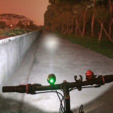 LED USB Vélo Phare Avant Lumière Lampe Eclairage Torche Bicyclette Eextérieur NF