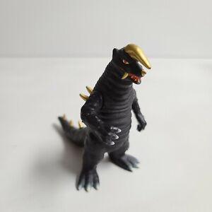 "Bandai 2006 Ultraman Kaiju Monster Black King Godzilla 4.5"""
