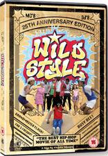 Wild Style DVD (2009) Lee Quinones, Ahearn (DIR) cert 15 ***NEW*** Amazing Value