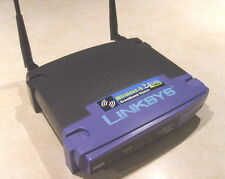 Linksys Cisco WRT54G wireless WIFI repeater  range extender! Free Phone support!