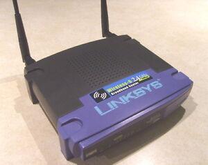 Linksys Cisco WRT54G wireless WIFI repeater  range extender! Free Phone support!