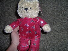 Hershey's Milk Chocolate Plush Bear - NWT - 9.5 inches by Galerie