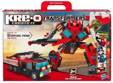 SENTINEL PRIME Transformers KRE-O Set new kreo lego G1 soundwave thundercracker