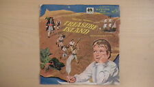 RCA Victor Record TREASURE ISLAND 45rpm 50s WBY-20