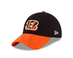Cincinnati Bengals NFL Womens New ERA Adjustable LS 9TWENTY Team Logo Hat/Cap