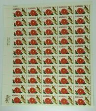 1819-1969 Alabama 6 Cent Sheet of 50 Mint