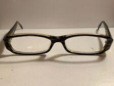 Versace Eyeglasses MOD. 3034 B 446 Black Marble Frame Italy 52[]15 135