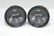 JAGUAR S1 ETYPE MK2 daimler 250 380 NEW RARE! SMITHS WATER TEMP GAUGE C18640