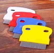 New Shedding Brush Comb Tool Pet Fur Grooming Dog Cat Short Hair Metal CA