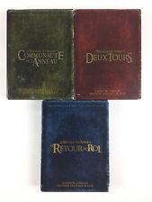 Le Seigneur Des Anneaux La Trilogie Version Longue L'INTEGRALE Coffret 12 DVD