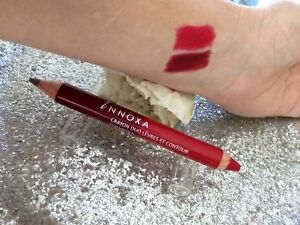 INNOXA Pharmaceutical Grade Pencil Duo Lipstick & Contour Red Chic