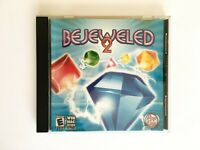 Bejeweled 2 PC CD Game 2004 - Very Good