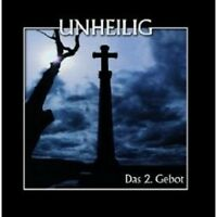 "UNHEILIG ""DAS 2. GEBOT"" CD RE-RELEASE NEU"