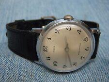 Men's Vintage TIMEX Easy Reader Water Resistant Mechanical Watch