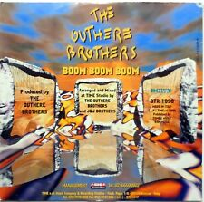 DISCO VINILE 33 GIRI The Outhere Brothers  Boom Boom Boom ITALY 1995 DTR 1090