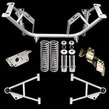1979-1993 Mustang 4.6/LS1 Swap Chrome Moly K Member Kit w/ Urethane Motor Mounts