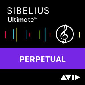 Sibelius Ultimate Music Notation Software (Download)