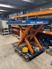 More details for translift edmolift easilift hydraulic loading scissor platform