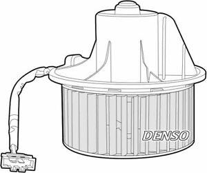 Denso Cabin Gebläse Lüfter / Motor Für Ein VW Transporter Kasten 2.5