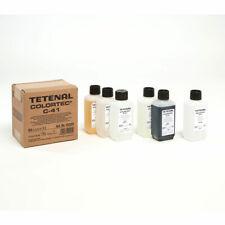 Tetenal Colortec C-41 Colour Negative Rapid 2 Bath Kit 1L - Film Developer