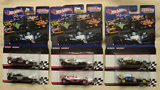 Hot Wheels Racing IZOD Indycar Series Sealed Set of Six + Free Gift Bronco R/R