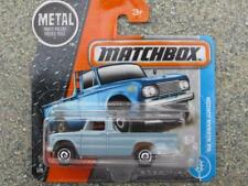 Matchbox 2017 # 007/125 1962 NISSAN Junior Adventure City NUEVO FUNDICIÓN Funda