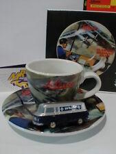 """Schuco Piccolo 09867 # Set Schuco Espressotasse """" Radiant """" m. Barkas B1000  NEU"""