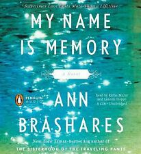 My Name Is Memory 2010 by Brashares, Ann 0142427829 EXLIBRARY