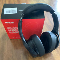 Mpow H19 IPO Active Noise Cancelling Headphones, Wireless Over Ear Bluetooth