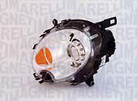 FARO PROIETTORE MINI COOPER CLUBMAN R56 DAL 2006 XENO SX ARANCIO MARELLI