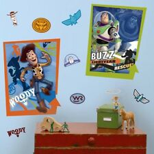 Roommates Children's Toy Story Wall Stickers | Kids Toy Story Wall Stickers