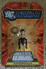 "Dc Universe Justice League Unlimited Superwoman 3.75"" Figure"