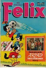 FELIX Bastei Nr. 835 (1-2) schöner Zustand mit Magazin - Spielseiten