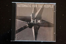 R.E.M. – Automatic For The People   (REF BOX C57)
