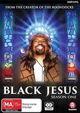Black Jesus Season 1 NEW R4 DVD