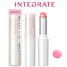[SHISEIDO INTEGRATE] Sakura Jelly Drop Essence Moisturizing Lip Balm SPF14 NEW