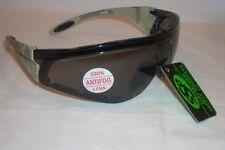 SSP Yakima Smoke Anti Fog Lens Military Camo Shooting Safety Glasses Sunglasses