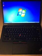 Lenovo ThinkPad X1 Carbon Intel i7-3667U 256GB 8GB RAM 14'' 1st Gen Win 7