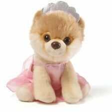 Gund 4058944 The Worlds Cutest Dog Itty Bitty Boo Pink Ballerina
