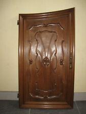 1 PORTE ANCIENNE EN NOYER--ANCIENT DOOR--N°191