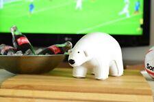 ZUNY Handmade Bookend POLAR BEAR