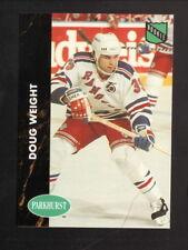 Doug Weight Rookie Card--1991-92 Parkhurst Hockey--New York Rangers