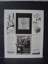 1946 Concord Watch Wrist Watch Made in Switzerland Vintage Print Ad 11003